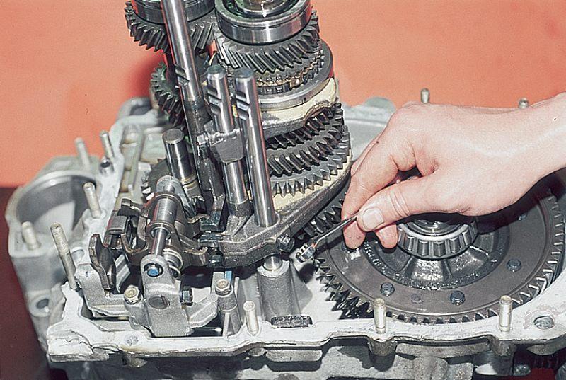 Фото №47 - ремонт коробка передач ВАЗ 2110